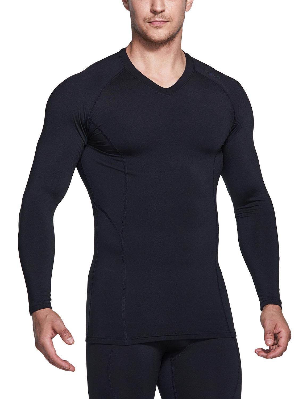 TSLA Womens Long Sleeve Shirts Lightweight Crewneck Yoga Workout Tops Athletic Sports Performance Running T-Shits